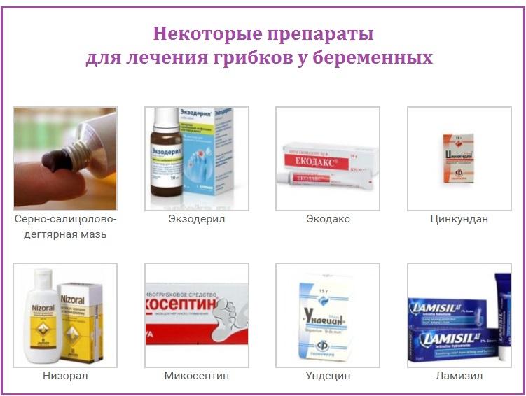 Препараты для беременных
