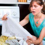 как стирать масляные пятна правильно