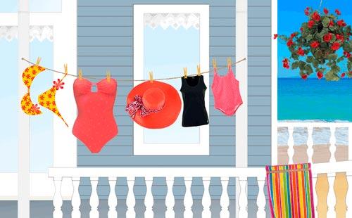 Как ухаживать за одеждой, текстилем правильно?