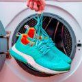 """как стирать кроссовки в машинке автомат, если нет режима """"Обувь""""?"""