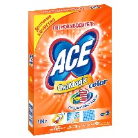 Пятновыводитель ACE Oxi Magic от масляных пятен