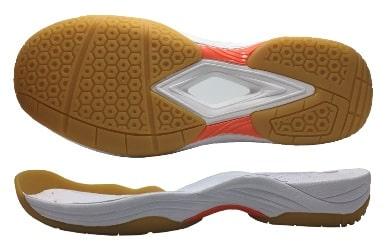 Подошва для обуви из резины